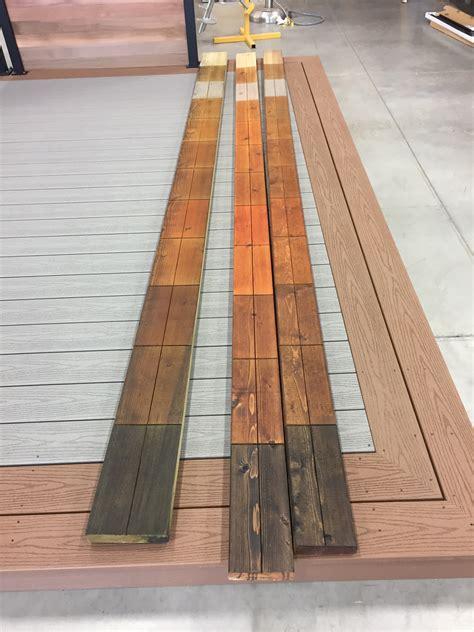 cutek deck stain case study  brooke kevin  calgary