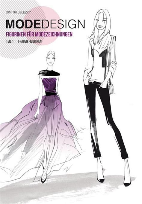 Modedesign Vorlagen Modedesign Figurinen F 252 R Modezeichnungen Teil 1 Frauen Figurinen Svet Centre
