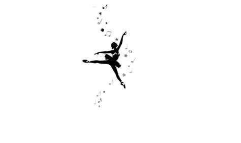 ballet dancer tattoo designs pictures clipart best