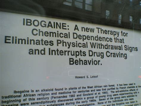 Ibogaine For Methadone Detox by Ibogaine Addiction Cure Or Born Killer