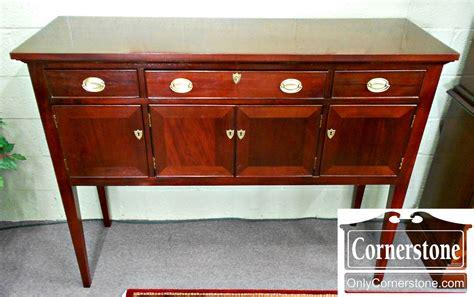 craftique bedroom furniture 5670 521 craftique mahogany sideboard