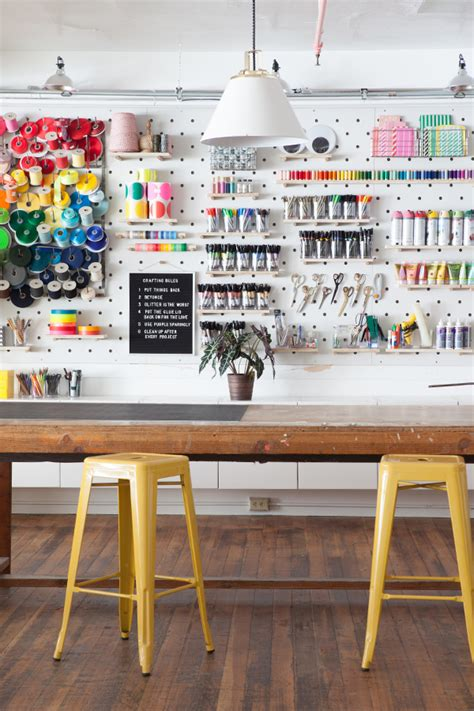 craft room creative studios and craft room inspiration the inspired