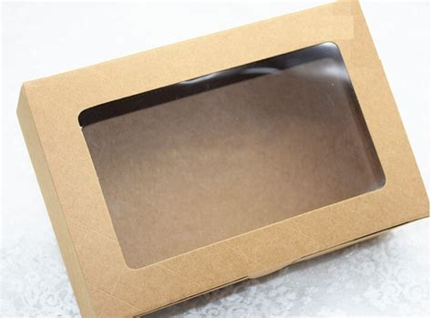 cardboard box with window buy wholesale cardboard window gift boxes from