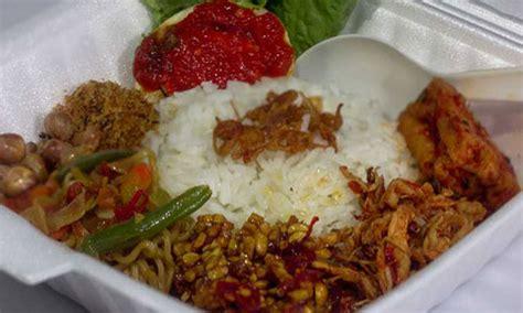 pesan nasi kotak di bali mulai dengan harga rp 17 500