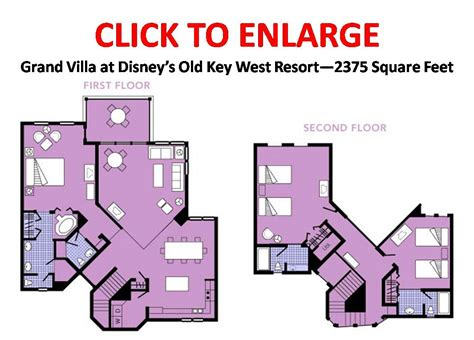 disney old key west 2 bedroom villa floor plan old key west 2 bedroom villa bedroom at real estate