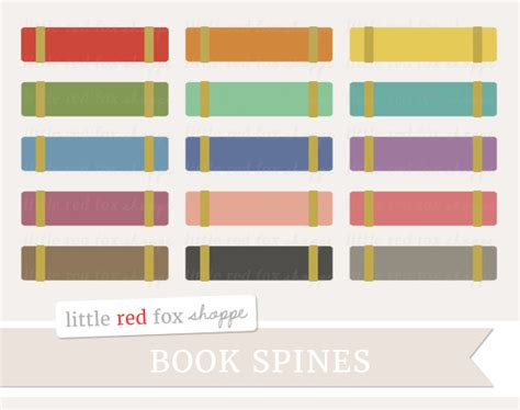 book spine template book spines clipart school books clip vintage library