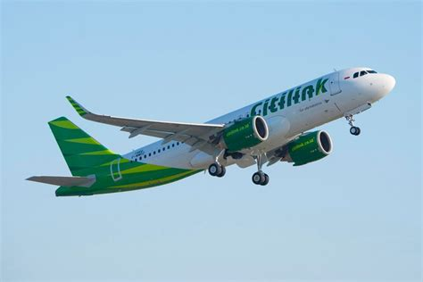 citilink airbus x livery citilink becomes first airline in indonesia to operate a320neo