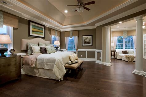 master bedroom suites liseter the merion collection luxury new homes in