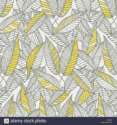 seamless leaf pattern vector seamless floral leaf pattern repeating leaves pattern