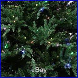 power artificial christmas tree led lights remote control