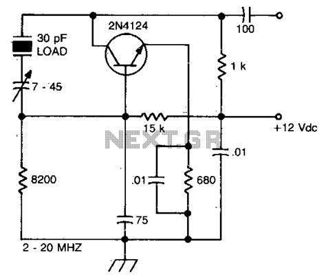 capacitor in series with oscillator capacitor in series with oscillator 28 images 41j 187 archive phase shift oscillator high
