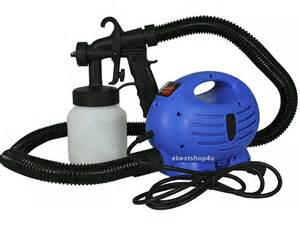 portable paint sprayer powered and professional w 3