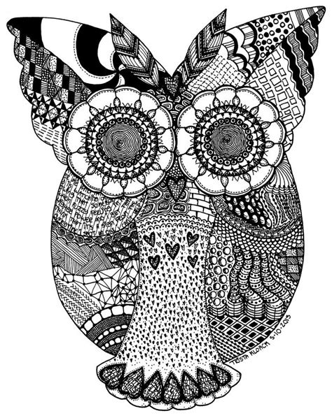 animal zendoodle coloring pages 17 best images about doodle zentangle animals on