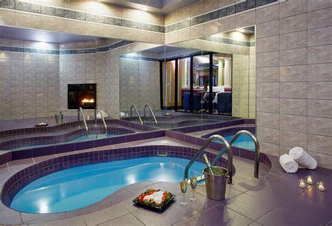 Complete Shower Bath Suites cove haven poconos romantic getaways pocono mountain