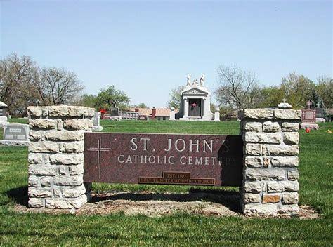 Johnson County Kansas Records Catholic Cemetery Johnson County Kansas