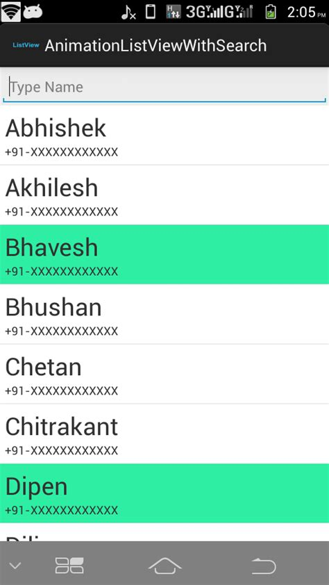 guide topics ui layout listview html android developer http dipenpatel co in android