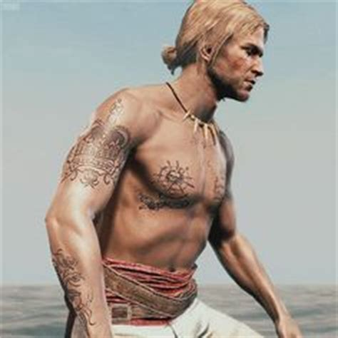 edward kenway tattoos edward kenway s tattoos assassinscreed