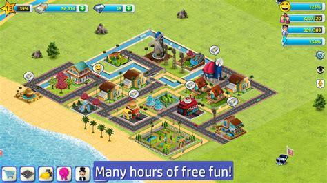download mod game city island village city island sim 2 apk v1 0 3 mod money