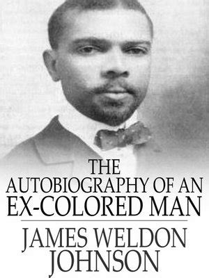 the autobiography of an ex colored pdf the autobiography of an ex colored by weldon