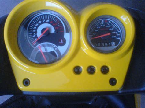 Yamaha Aerox Rossi Edition Aufkleber by Mbk Nitro