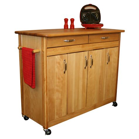 mobile kitchen island butcher block island portable butcher block kitchen catskill 44x20