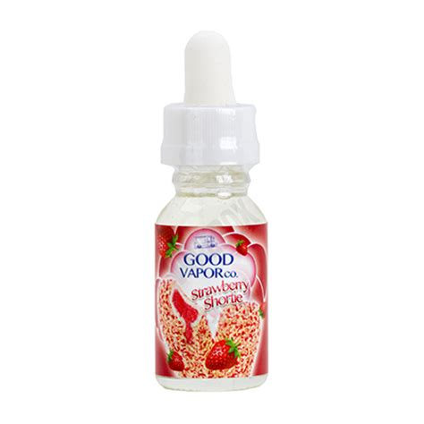 Vape Liquid Strwkr Iii Strawberry Cracker Flavor vapor co strawberry shortie vapebox