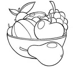 color ins fruits and vegetables coloring pages crafts and