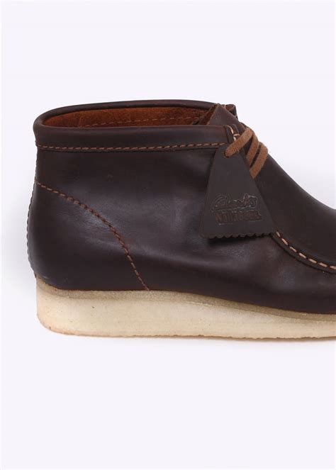 wallabee boots clarks originals wallabee boot beeswax clarks