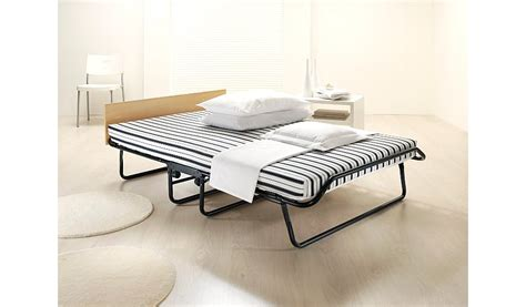 jay holiday bed jay be folding bed with airflow mattress and headboard