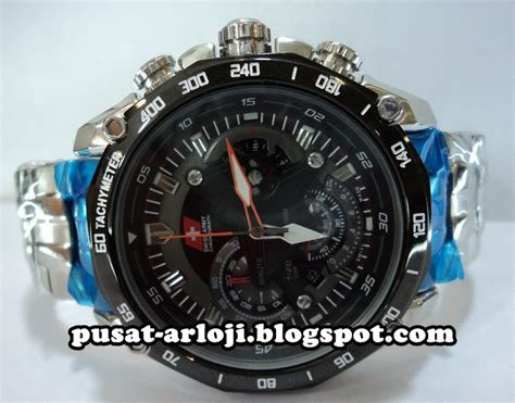 Jam Tangan Swiss Army Limited Edition pusat arloji jam tangan swiss army redbull limited