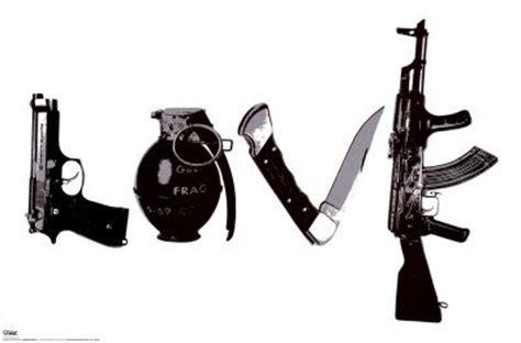 love tattoo with guns conflitos mentais amor uma arma em m 227 os erradas
