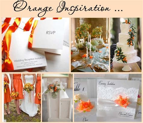 Orange Theme Wedding Invitations by 15 Best Images About Orange Wedding Ideas On