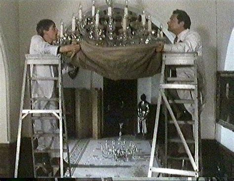 Only Fools And Horses The Chandelier Diyer Drops A Chandelier And Tumbles From His Ladder In