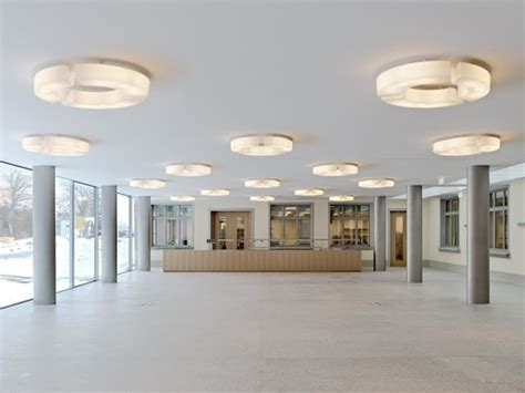 licht speisesaal beleuchtung speisesaal bbz arenenberg stockwerk3 team