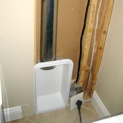 dryer vent inside 2x4 wall gas dryer vent box gas free engine image for user manual