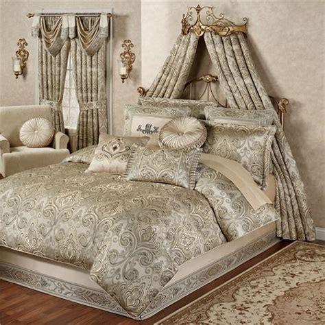 fleur de lis bedding grandeur fleur de lis damask comforter bedding