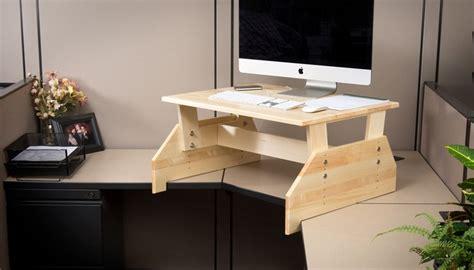 wallsproutz standz 1000 adjustable standing desk