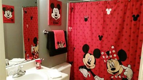minnie and mickey bathroom decor 1000 ideas about boy girl bathrooms on pinterest kid