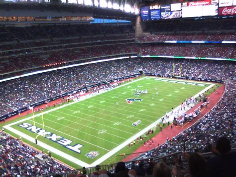 houston texans stadium reliant stadium houston texans texans pinterest