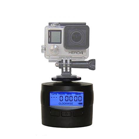 Panoramic Rotating Panning Base Mount For Dslr Promo turnspro time lapse mount panning rotating 360