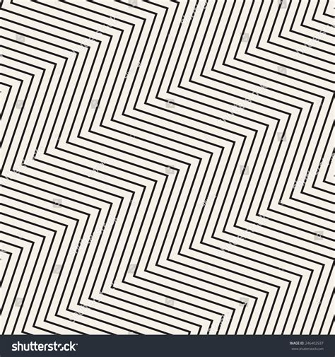 pattern stripes texture vector seamless pattern zigzag linear stripes stock vector