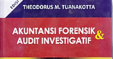Forensik Cetakan Ketiga Buku Hukum toko buku rahma akuntansi forensik dan audit investigatif