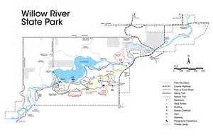 Willow River State Park Map by Willow River State Park Map Critique Source Wisconsin