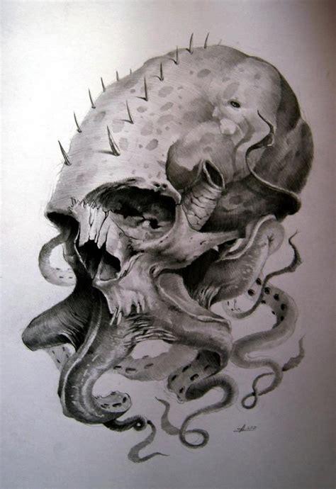 Best Studio C Sketches by 109 Best Andrey Skull Images On Skulls Demons
