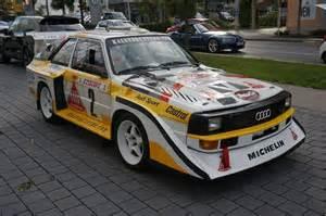 S1 Audi Quattro For Sale Audi Quattro Sport S1 Evo Ii Gruppe B 1986 F 252 R 260 000
