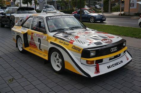 Audi Urquattro S1 by Audi Quattro Sport S1 Evo Ii Gruppe B 1986 F 252 R 260 000
