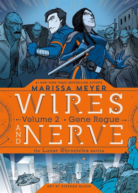 libro wires and nerve volume blog marissa meyer