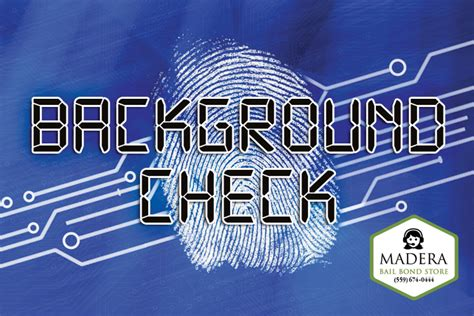 do misdemeanors show up on background checks what appears on background checks bail bonds in madera