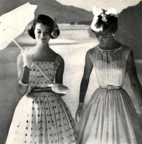 Free Fashion Roll On Summer by The Nifty Fifties Models In Summer Dresses For