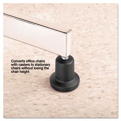 Replace Chair Casters With Glides Mysit High Profile Bell Glides Replacement For Office